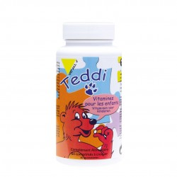 TEDDI (Multi-vitamines Enfants)