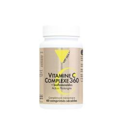 VITAMINE C 360 Action Prolongée + Bioflavonoïdes