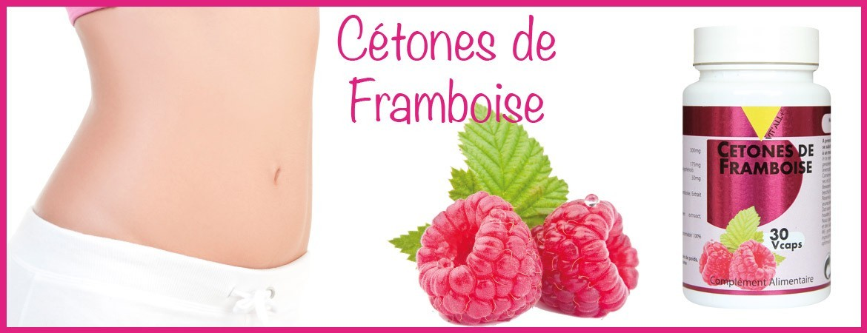 Cétones de Framboise VIT'ALL+